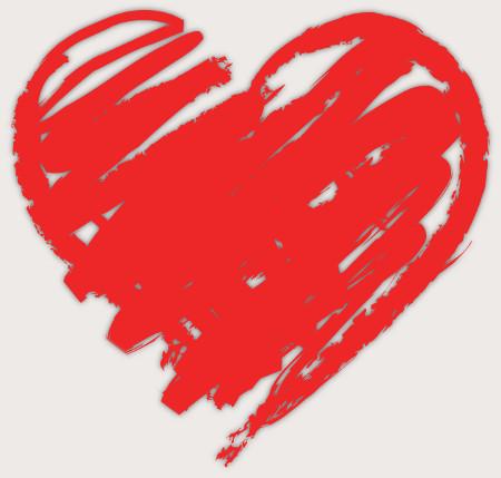 Лучшие сердца на День Влюбленных