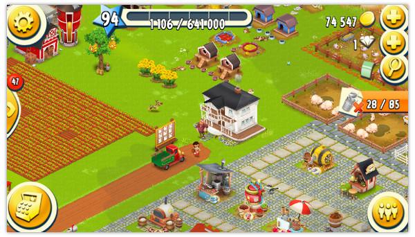 6 советов по успешному ведению хозяйства в Hay Day