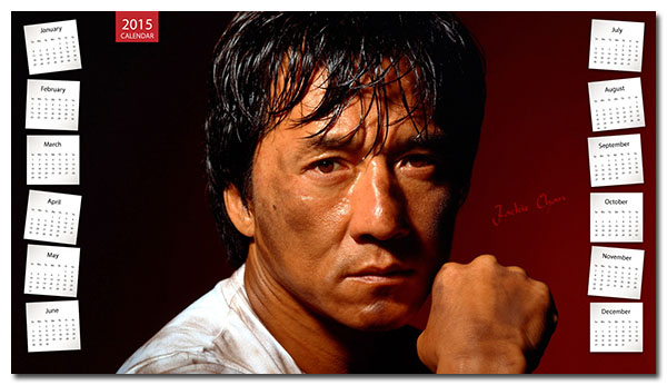wallpaper Jackie Chan