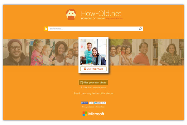 site How-old.net
