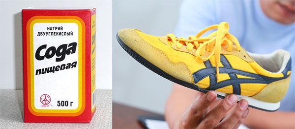 Как избавиться от запаха обуви
