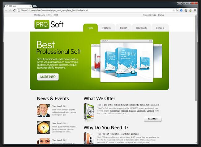 site prosoft