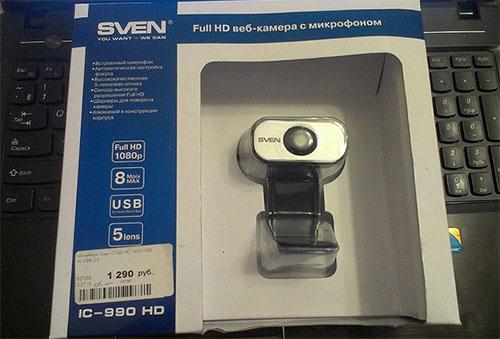Sven-IС-990-HD