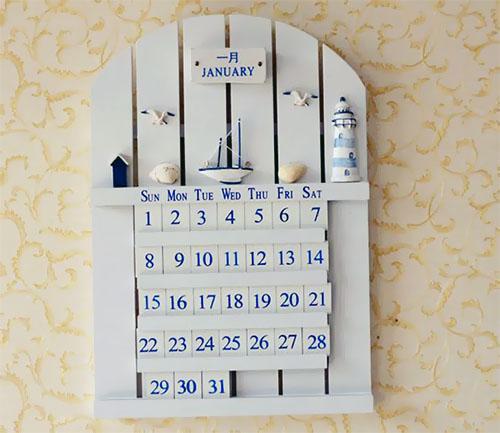 wood-calendar