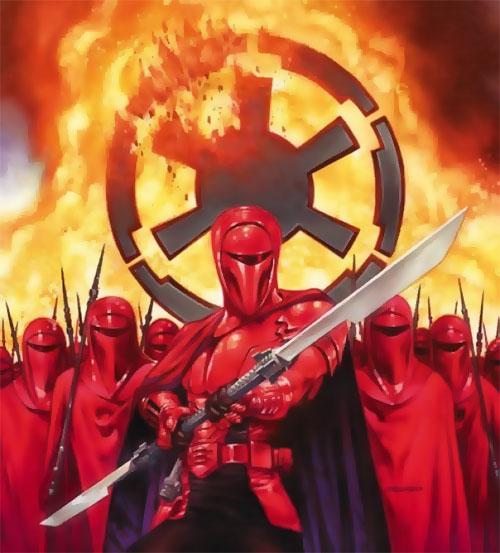Звездные войны: Алая Гвардия