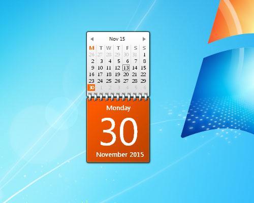 vidget-calendar