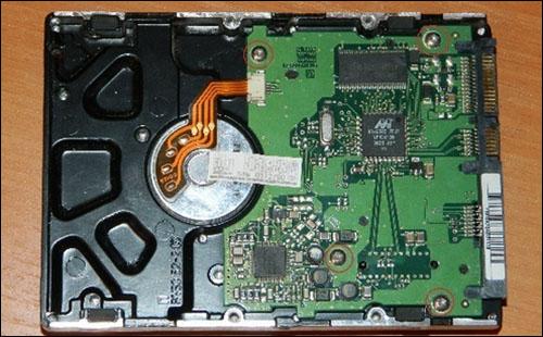 Почему греется в ноутбуке жесткий диск