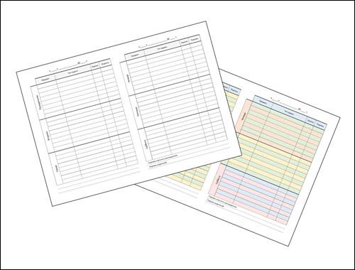 Страницы распечатать школьный дневник Образец школьного