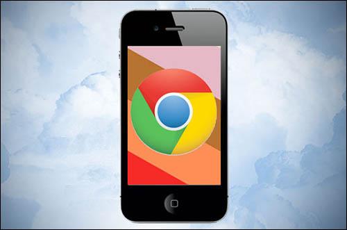 Chrome-для-iOS