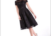 Ну и куда же без классики — маленькое черное платье