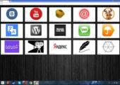 1 из способов сделать стартовую страницу в Google Chrome более удобной