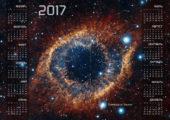Календарь 2017. Космос
