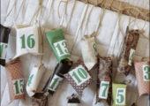 Адвент календарь, как сделать самому?