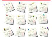 Бесплатный календарь 2017