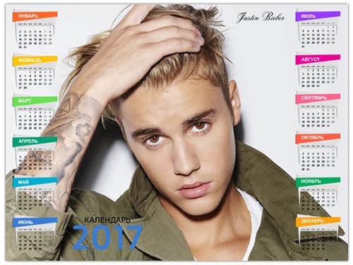 calendar-justin_bieber_2017