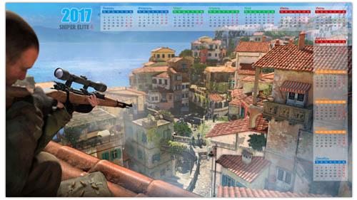 calendar-oboi-sniper-elite-4-2017