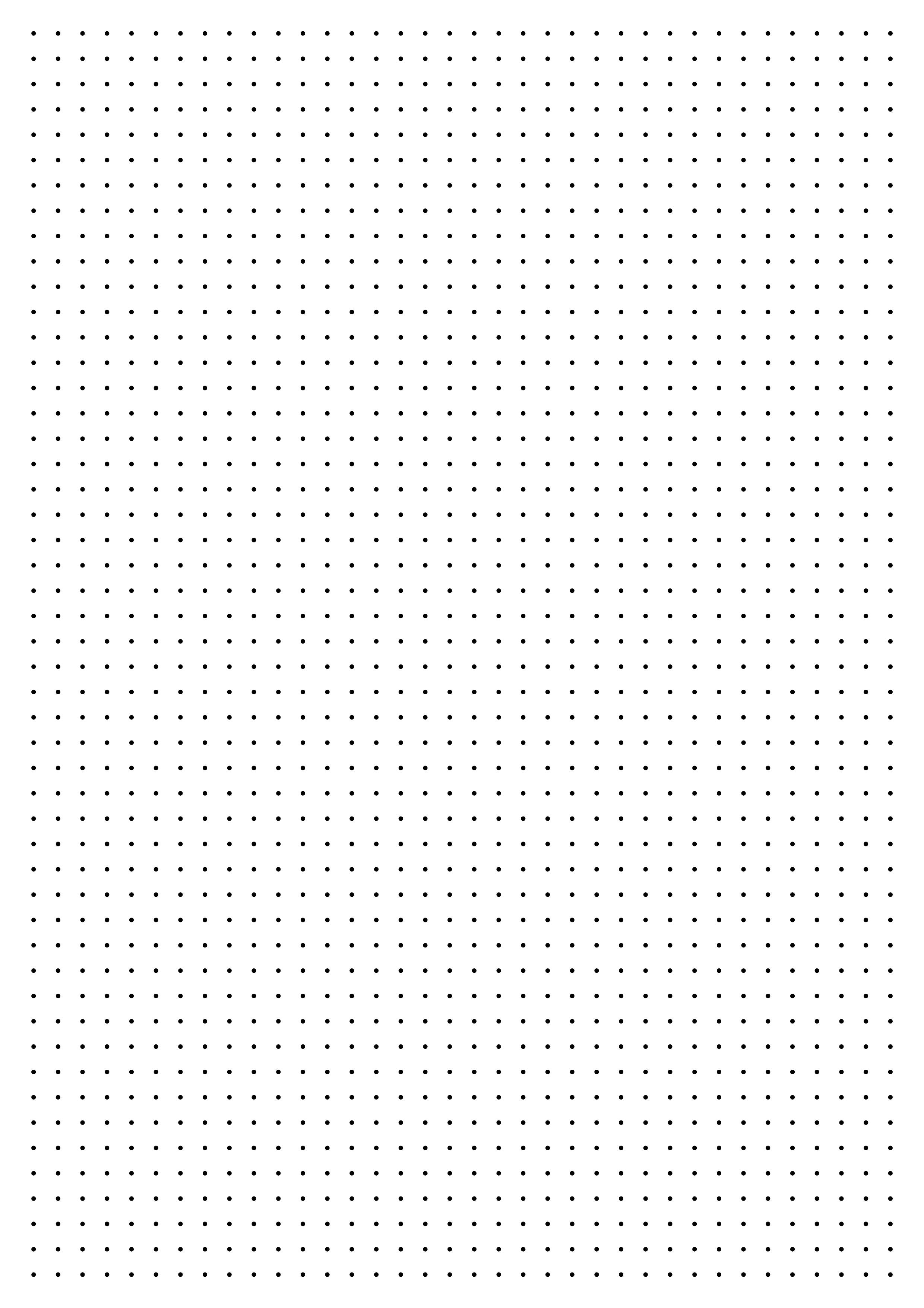 Как сделать лист в точку