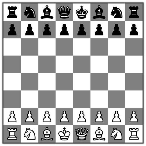 Шахматы: скачать и распечатать