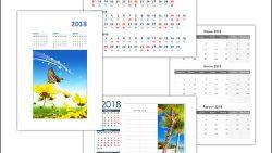 Календарь на июнь, июль, август 2018: скачать и распечатать