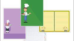 Кулинарные рамки