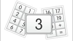 Карточки с цифрами до 20: скачать и распечатать