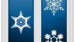 Шаблоны снежинок: скачать и распечатать
