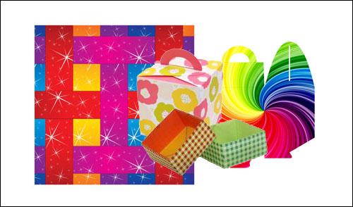 Шаблоны подарочных коробок: скачать и распечатать