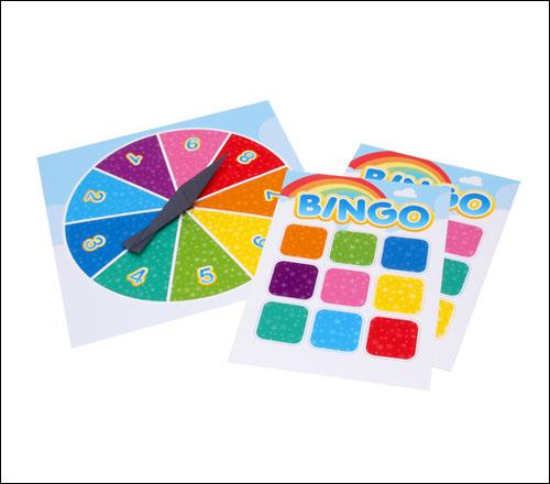 Детская игра Бинго: скачать и распечатать