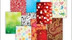 Бумага для подарка: скачать и распечатать