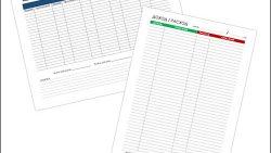Таблица доходов и расходов семьи: скачать и распечатать образец