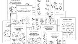 20 развивающих заданий для детей от 3-х лет: скачать и распечатать