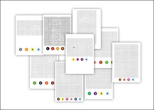 Раскраски по цифрам на 7 лет: скачать и распечатать