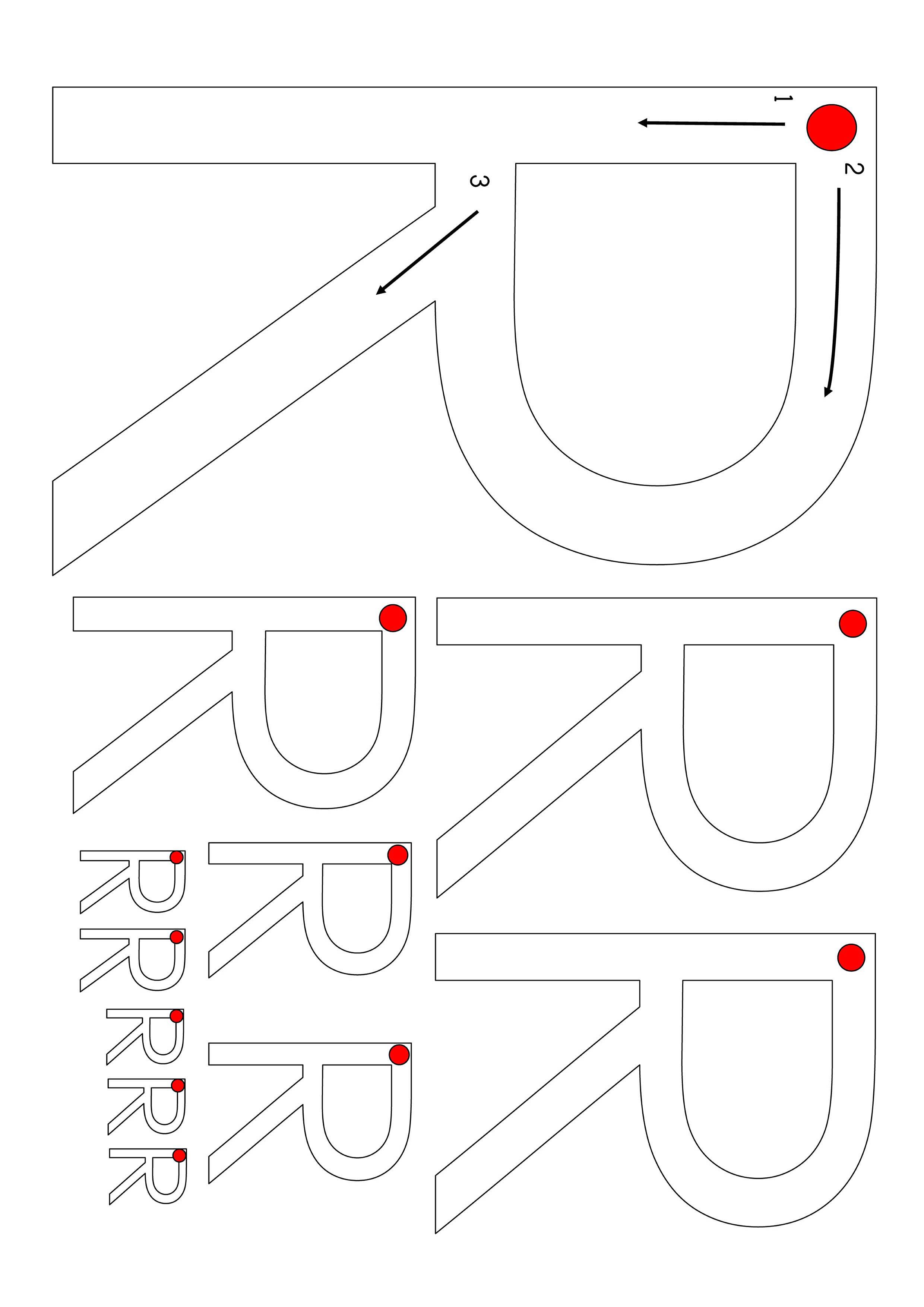 Крутые шрифты - Canva
