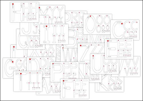 Написание букв английского алфавита: скачать и распечатать